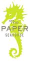 The Paper Seahorse USA Logo