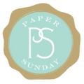Paper Sunday Logo
