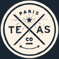Paris Texas Apparel Co Logo
