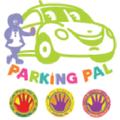 Parking Pal Magnet USA Logo