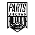 Parts Unknown Clothing UK Logo