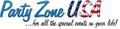 Party Zone USA Logo