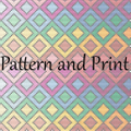 Pattern and Print Logo