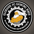 Glorious PC Gaming Race Logo