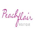 Peach Flair USA Logo