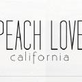 Peach Love logo