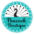 Peacock Boutiquensignment Logo