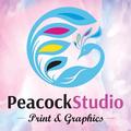 Peacockstudio Print & Graphics Logo