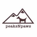 peaksnpaws USA Logo