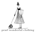 Pearl Wonderful Clothing Logo