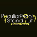 Peculiarpeople Standout Christian Apparel Logo