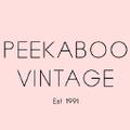 Peekaboo Vintage Logo