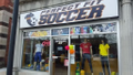Perfect Fit Soccer USA Logo