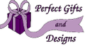 Perfect Gifts And Designs Logo