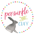 Periwinkle and Clay Logo