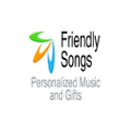 Personalized Friendly Songs Logo