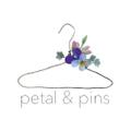 petal & pins Logo