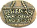 Peterboro Basket USA Logo