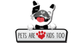 Pets Are Kids Too Logo