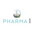 Pharma 1 Health Wellness logo