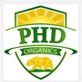 PHD Organics USA Logo