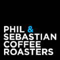 Phil & Sebastian Coffee Roasters Logo