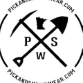 Pick & Shovel Wear Logo