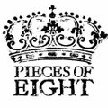 Pieces of Eight Gallery logo