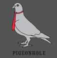 Pigeonhole Australia Logo