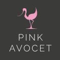 Pink Avocet Logo