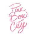 Pink Bow City Australia Logo