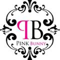 Pink Bunny Logo