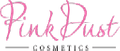 Pink Dust Cosmetics Logo
