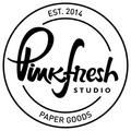 Pinkfresh Studio USA Logo