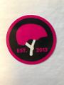 Pink Helmet Posse Logo