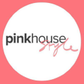Pink House Style Logo