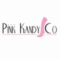 Pink KandyCo logo