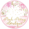 Pink Peony Boutique Logo