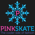 Pinkskate Logo