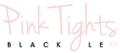 Pink Tights Black Leo Logo