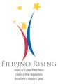 Pinoy Rising USA Logo