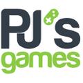 PJ's Games Logo