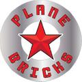 Plane Bricks Logo