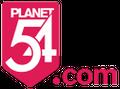 Planet54.com South Africa Logo