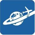 Planet Vintage Girl Logo