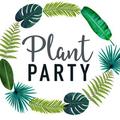 Plant Party Logo