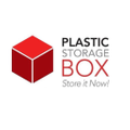 Plastic Storage Boxes UK Logo