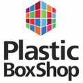 Plastic Box Shop Logo