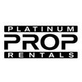 Platinum Prop Rentals Logo