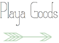 Playa Goods Logo